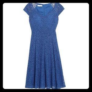 Lovely London Times Royal Blue Dress